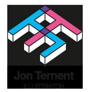 Jon Ternent Illustrator